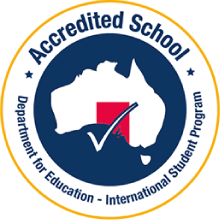 Accredited School Logo